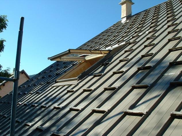 Couverture Bac Acier : Serre che toiture